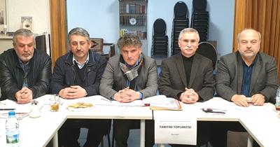 Duisburg Veliler Derneği'nden Türkçe dersine kayıt çağrısı