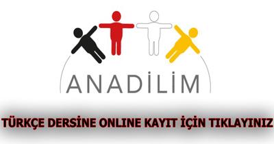 Türkçe derslerine online kayıt yapılabilecek