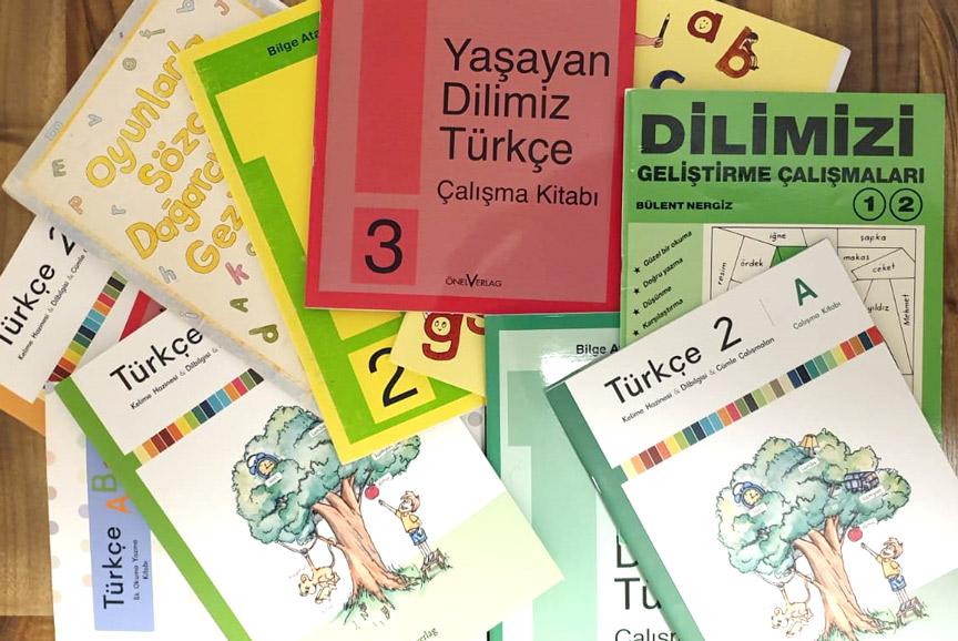 Türkçe derslerine kayıt yaptırmayı unutmayın